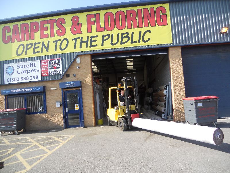 Warehouse Cash Amp Carry Surefit Carpets Wakefield